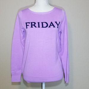 "GAP ""Friday"" Sweater"